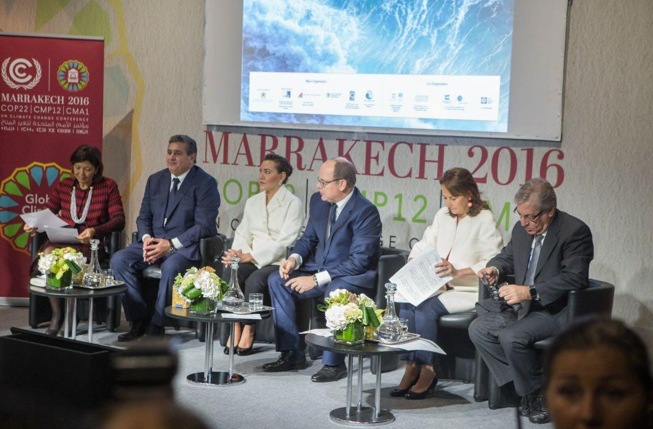 لالة حسناء تعلن إطلاق مبادرة «الحزام الأزرق» لتعزيز صمود سكان الساحل وتطوير الصيد المستدام