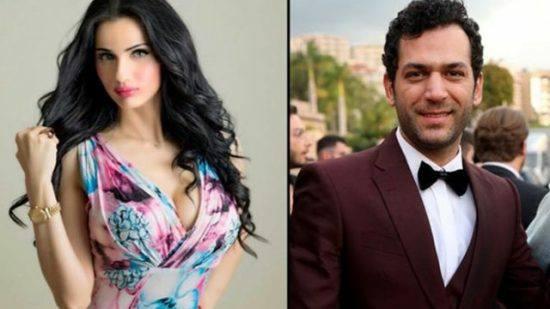 بطل مسلسل عاصي يطلب يد ملكة جمال المغرب