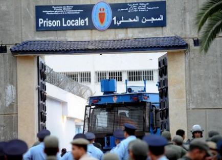 إحالة 35 معتقلا بإصلاحية سلا بتهم ثقيلة على جنايات الرباط
