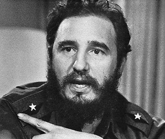 وفاة الزعيم الكوبي فيدل كاسترو