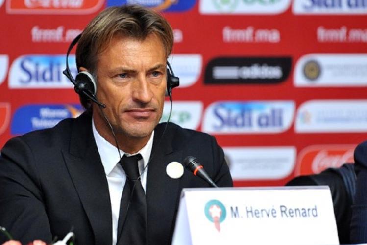 رونار يدعو المغاربة إلى تشجيع المنتخب الوطني في مقابلته أمام ساحل العاج