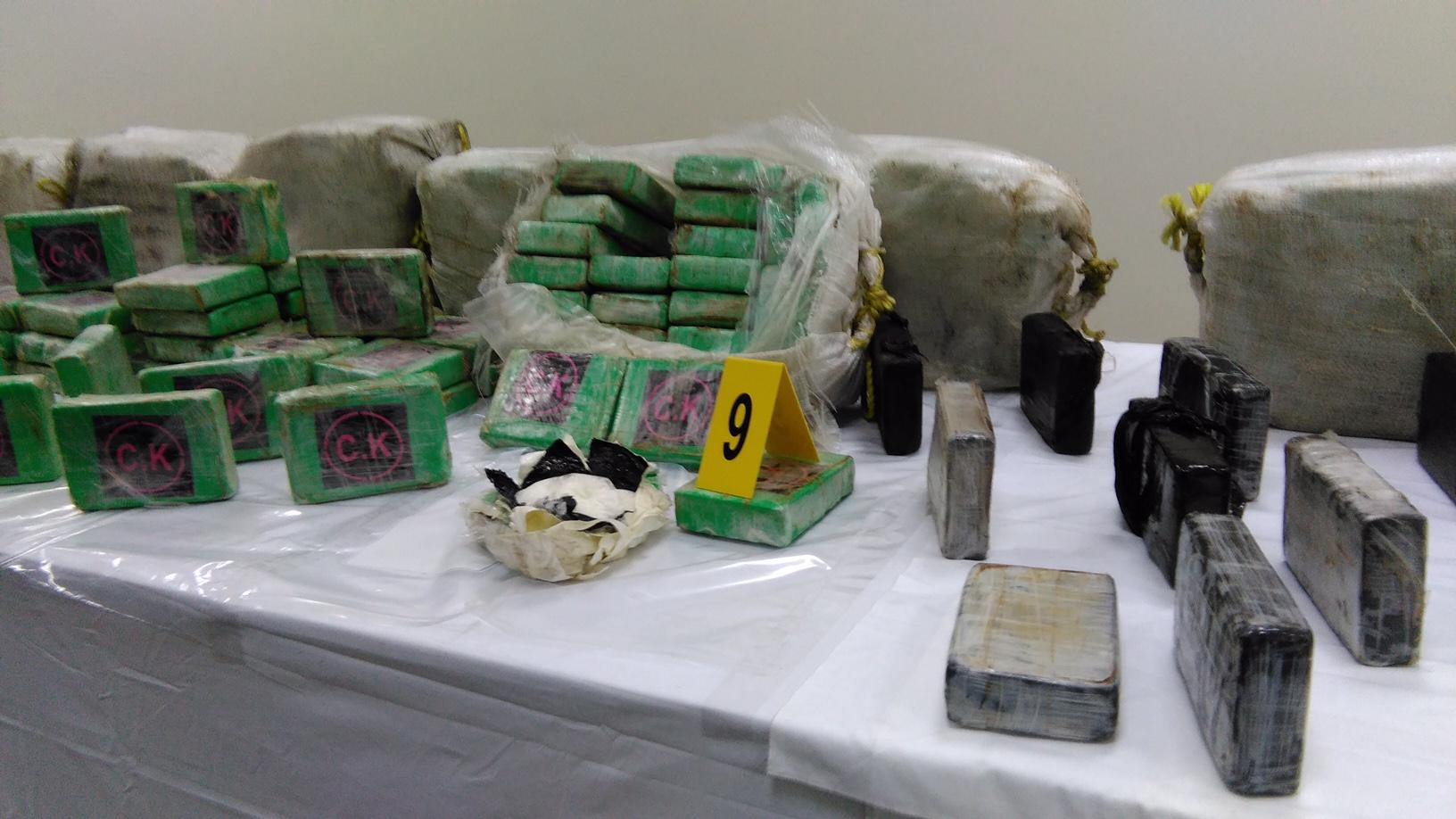 البسيج : شحنة الكوكايين قاربت الطنين وقيمتها 200 مليار سنتيم