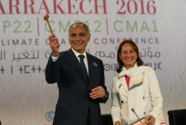 المغرب يتسلم رسميا رئاسة مؤتمر المناخ (كوب22)