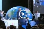 أجواء افتتاح كوب22 ولحظة تسلم المغرب رسميا رئاسة المؤتمر