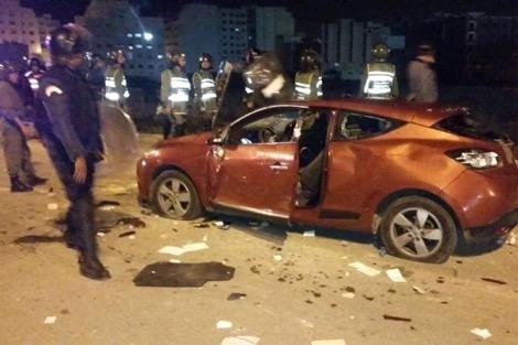 توقيف 23 شخصا للاشتباه في تورطهم في ارتكاب أعمال العنف والشغب بطنجة