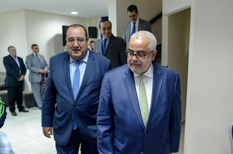 """بنكيران مهاجما لشكر ..""""والله لا دخلتي للحكومة"""""""