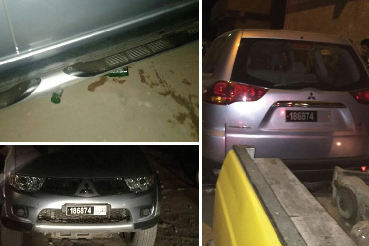 ضبط مسؤولين بالمستشفى الحسني بالناظور في حالة سكر طافح بسيارة المصلحة