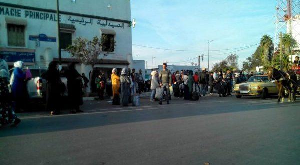 وزارة الداخلية تتوصل بملف طرد 400 عامل بشركة النقل الحضري بالقنيطرة