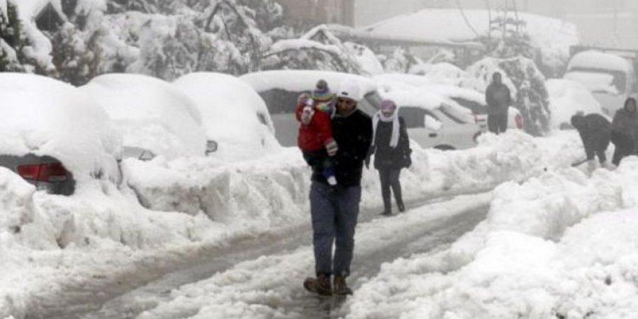 الثلوج تتسبب في وفاة ثلاثة مواطنين بسبب انخفاض درجات الحرارة بشفشاون
