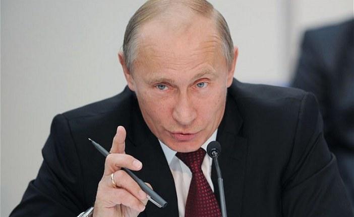 بوتين : اغتيال السفير الروسي استفزاز يستهدف العلاقات بين روسيا وتركيا