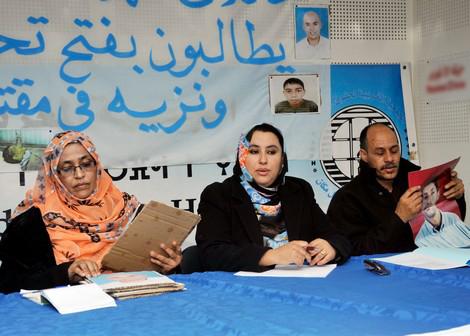 عائلات ضحايا أكديم إزيك : نطالب بإنصافنا ونحن ضد إعدام الجناة أو القصاص منهم