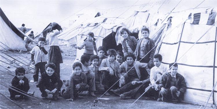 عندما طرد حكام الجزائر مغاربة يوم عيد الأضحى وسكنوا في الخيام ثلاث سنوات