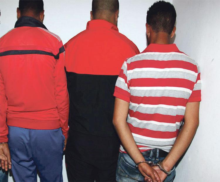 رجال الحموشي يسقطون عصابة روعت مرتادي شواطئ تمارة وبوزنيقة بعد ساعات من المطاردة وسط غابات سيدي بطاش