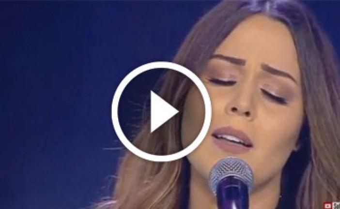 """المغربية كوثر براني تتألق ف """" """" arab idol"""
