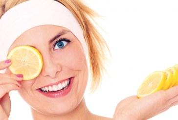 الليمون لتصحيح بشرتك وإعادة النضارة إليها