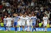 الريال تفوز على ديبورتيفو وتحافظ على تقدمها على برشلونة