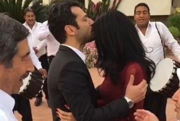 الممثل التركي مراد يلدريم يقيم حفلة ثانية لزواجه من المغربية إيمان الباني بالمغرب