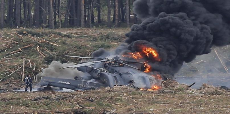 تحطم طائرة ركاب روسية على متنها 92 شخصا
