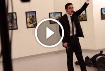 مباشرة على الهواء : مقتل السفير الروسي بأنقرة