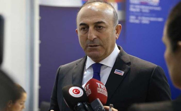 """وزير الخارجية التركي :""""حددنا هوية منفذ هجوم ملهى (رينا) باسطنبول"""""""