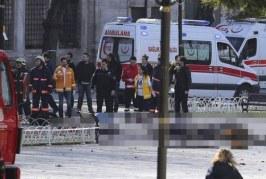 انفجار يهز تركيا