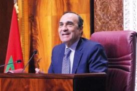 الملك محمد السادس يوجه برقية تهنئة إلى المالكي بمناسبة انتخابه رئيسا لمجلس النواب