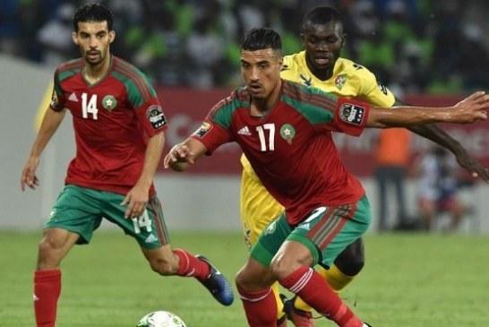 المغرب يفوز على الطوغو وينعش آماله للتأهل للدوري المقبل