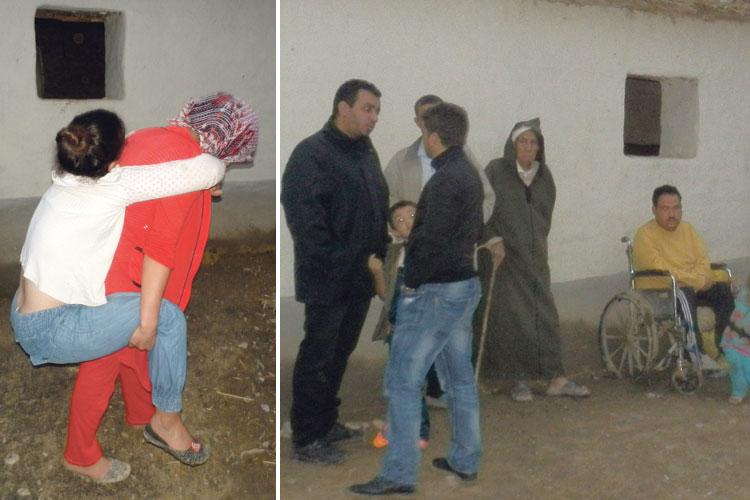 مرض غامض يصيب ثلاثة أشقاء ويحوّل حياة أسرة فقيرة إلى مأساة بتاونات