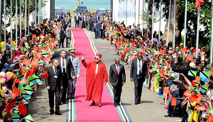 الملك محمد السادس يحل اليوم بأديس أبابا