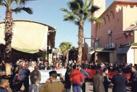 تجار أكادير يشلون الحركة الاقتصادية بالمدينة