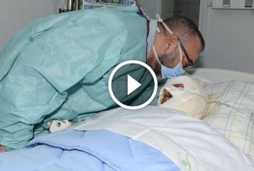 زيارة الملك لمستشفى مراكش