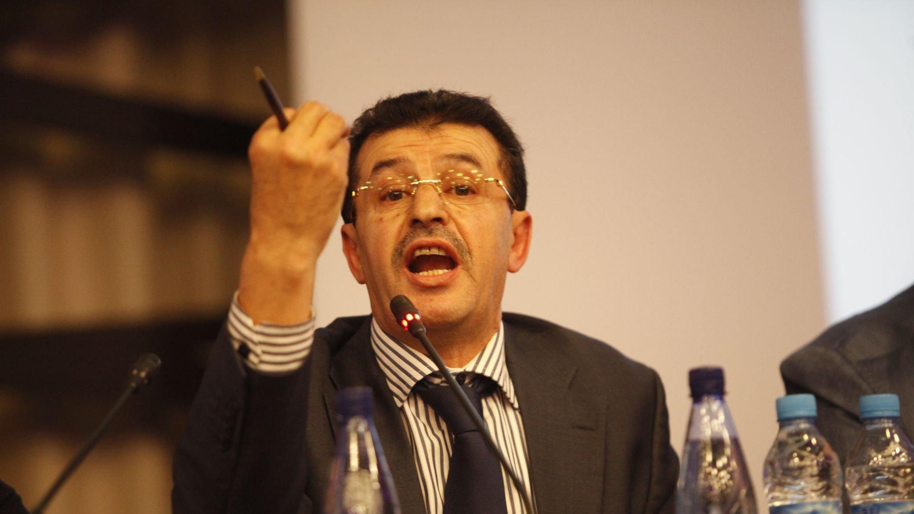 المغرب التطواني يقدم دفوعاته للجامعة في شكاية امرابط
