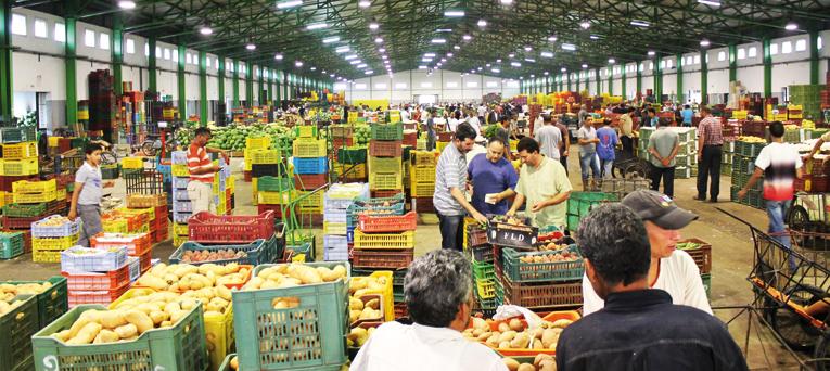 تجار يكشفون فضائح مالية خطيرة تستنزف سوق الجملة للخضر والفواكه بالقنيطرة