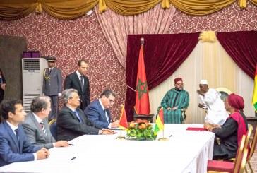 الملك يترأس حفل التوقيع على عدد من الاتفاقيات