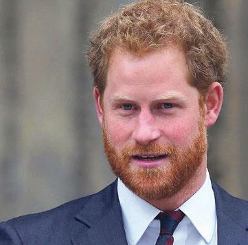 الأمير هاري يقضي نهاية الأسبوع في مراكش ويتناول العشاء عند الشاف موحا