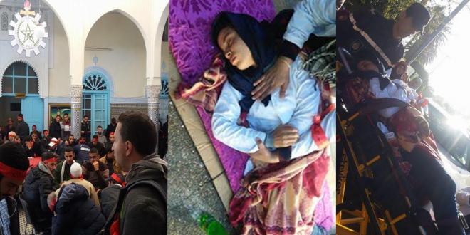 إغماءات في صفوف الأساتذة المتدربين بعد إضراب أربعة أيام عن الطعام