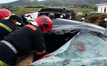 قتيلين وعشرات المصابين في حادثة سير قرب أكادير