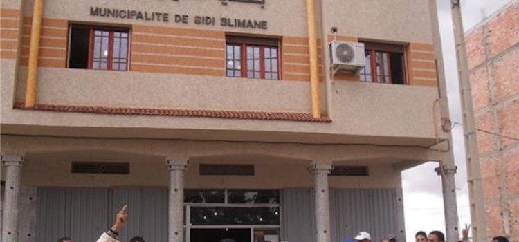رئيس بلدية سيدي سليمان يتنكر لمطالب السكان ويتحجج بعجز الميزانية