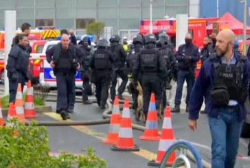 قتيل في إطلاق نار بمطار أورلي بباريس والشرطة تطوق المكان