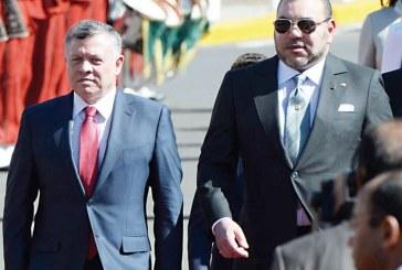عبد الله الثاني يقوم بزيارة رسمية للمغرب على بعد يوم من القمة العربية بعمان