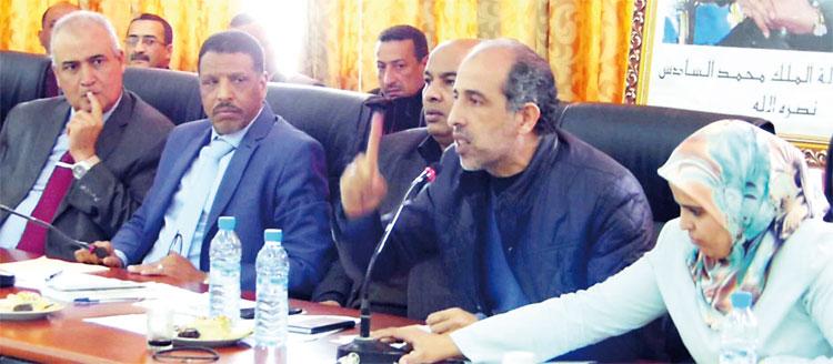 """شلل يصيب أغلبية """"البيجيدي"""" بمجلس آسفي والعمدة يفشل في تعويض نائبه الأول المستقيل"""
