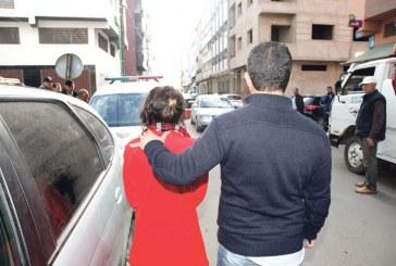 غموض يلف محاولة اختطاف شابة من سيارة أجرة بطريقة هوليودية من طرف ثلاثة أشخاص
