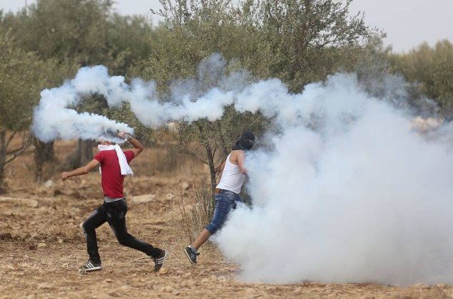 خسائر بإمزورن وبني بوعياش وإيقاف 14 شخصا على خلفية المواجهات العنيفة