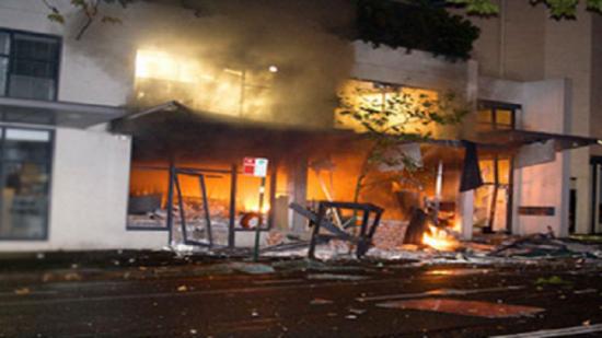 إصابات خطيرة في انفجار بمقهى في أكادير