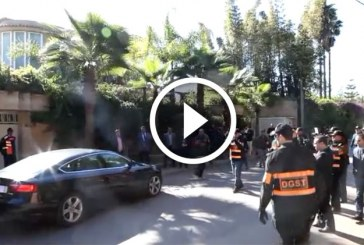 فيديو إعادة تمثيل جريمة تصفية البرلماني مرداس