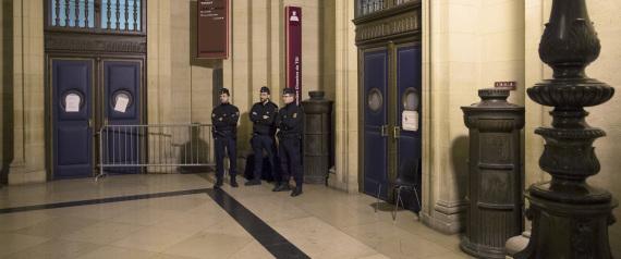 انفجار بمقر صندوق النقد الدولي بباريس