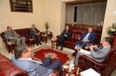 أمناء الأحزاب يحلون بمقر البيجيدي والعثماني يعلن عن تشكيلة حكومته