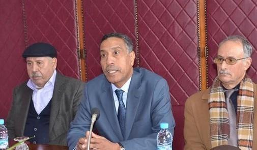 تبادل الاتهامات بين نقابيي الاتحاد المغربي للشغل بطنجة بحضور مسؤولين مركزيين بالنقابة