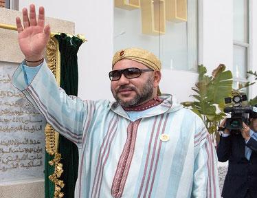 الملك محمد السادس يطلق عددا من المشاريع الاجتماعية بالدارالبيضاء