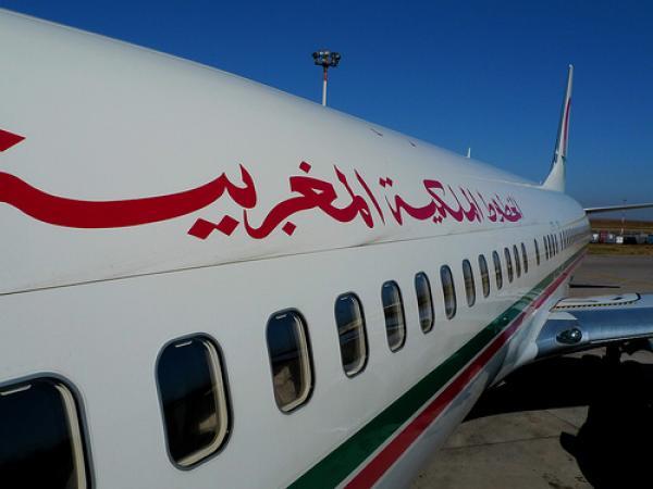 تهديد كاذب لطائرة الخطوط الملكية يجر مراقبا بمطار مولاي علي الشريف للاعتقال